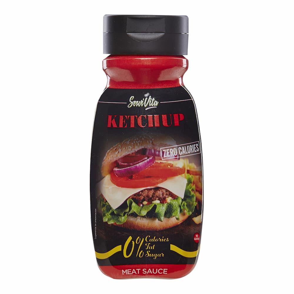 Servivita Sauce Salsa Ketchup