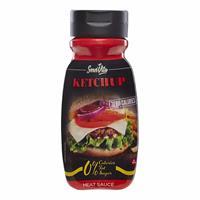 Huiles, Beurres et Sauces Sauce Salsa Ketchup Servivita - Fitnessboutique
