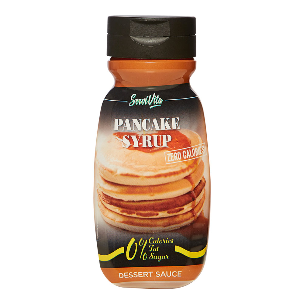 Servivita Sauce Salsa Pancake Syrup