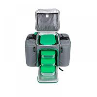 Shaker SIX PACK FITNESS Innovator 300 Gris Vert