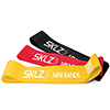 elastique-bande-resistance Pack 3 mini bands SKLZ - Fitnessboutique