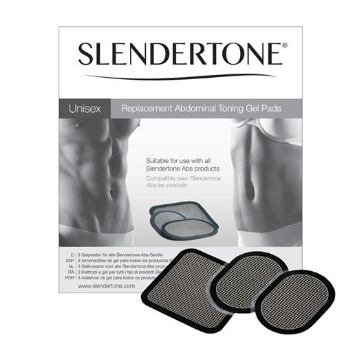 Electrostimulation Electrodes Abs8, Abs7, Abs6, Abs5, Connect Abs, et Abs3. Slendertone - Fitnessboutique