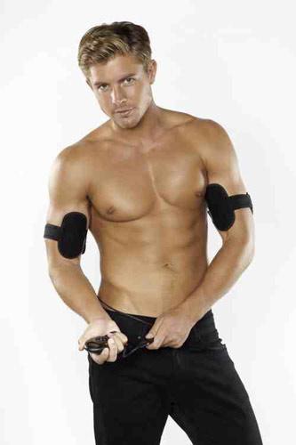 Slendertone Electrodes Arms S+7 Homme