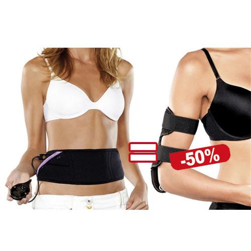 electrostimulation bras femme
