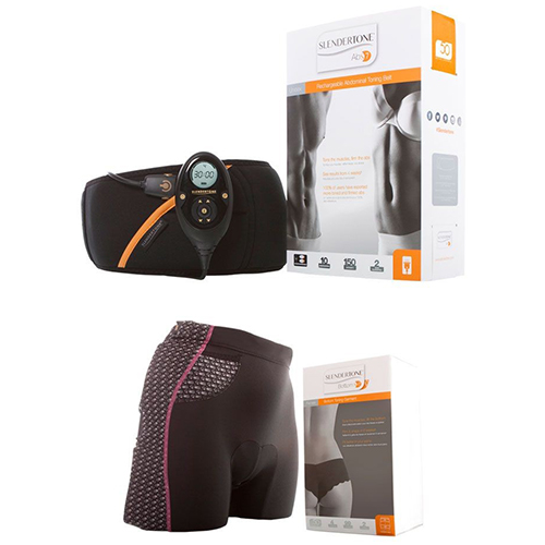 Slendertone Ceinture Abs7 + Short Bottom