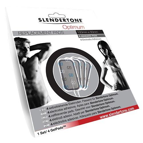 Slendertone Electrodes Optimum (5 x 10 cm) x 4