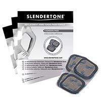 Electrostimulation Slendertone 2 achetés + 1 offert , électrodes Arms S+7 Femme