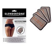 Electrostimulation SLENDERTONE 2 Achetés + 1 Offert , électrodes Bottom S7 / S+7