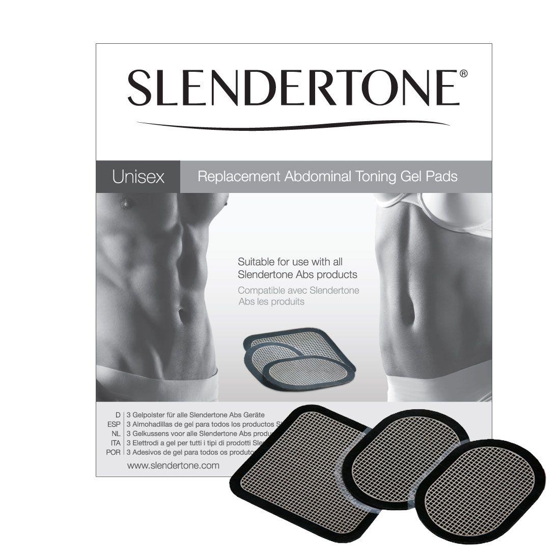 Slendertone Electrodes Abs8, Abs7, Abs6, Abs5, Connect Abs, et Abs3. 2 achetés = 1 offert !