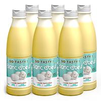 Cuisine - Snacking SOTASTY Blanc Oeuf Liquide
