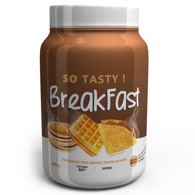 Cuisine - Snacking SOTASTY BreakFast