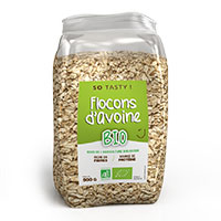 Flocons d'Avoine Flocons Avoine BIO SoTasty - Fitnessboutique