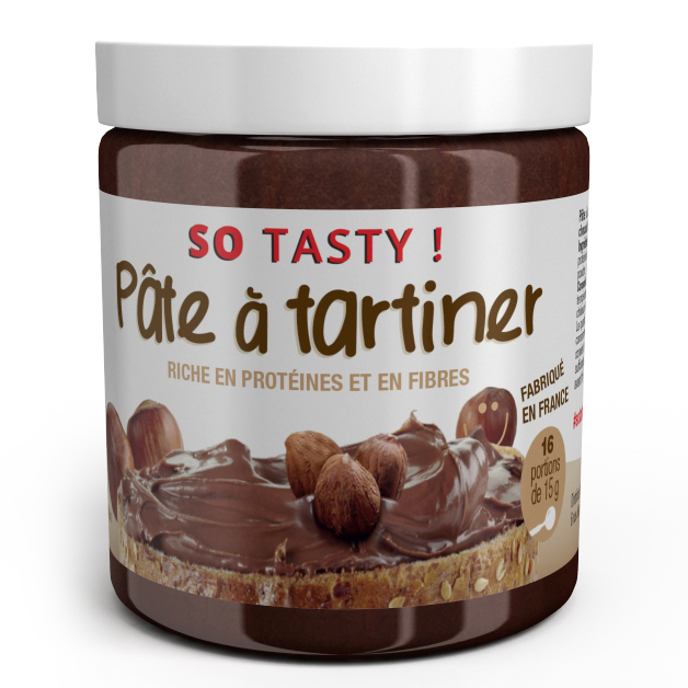 cuisine snacking sotasty pate a tartiner chocolat chocolat pot de 240 g chocolat pot de. Black Bedroom Furniture Sets. Home Design Ideas