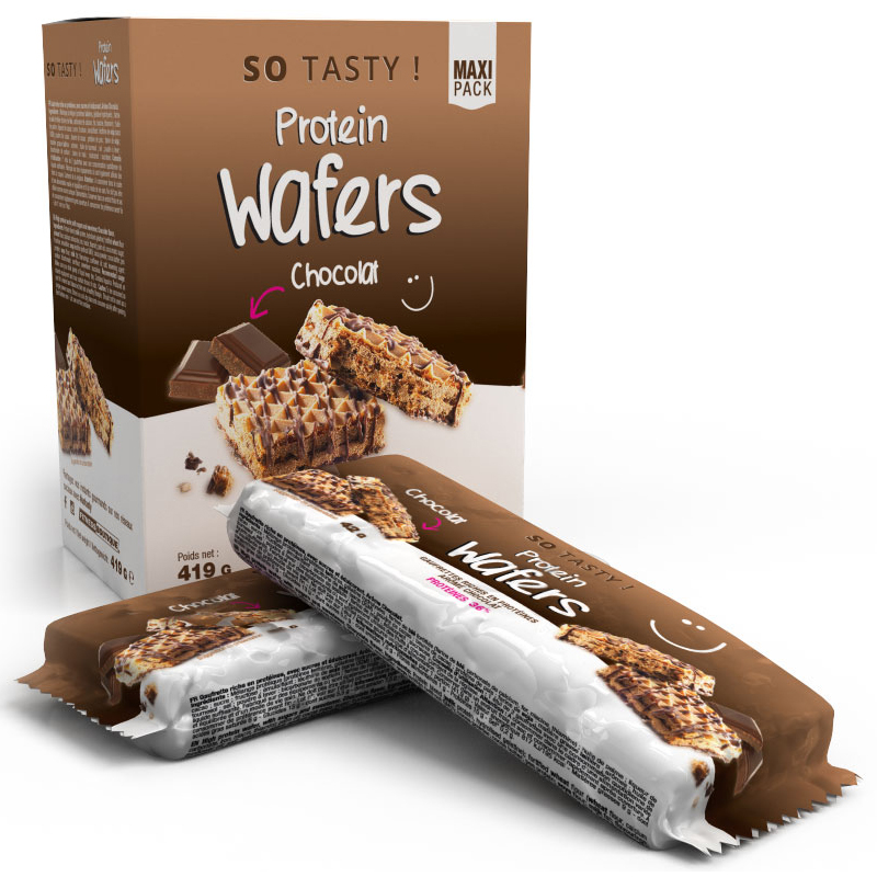 SoTasty Protein Wafers