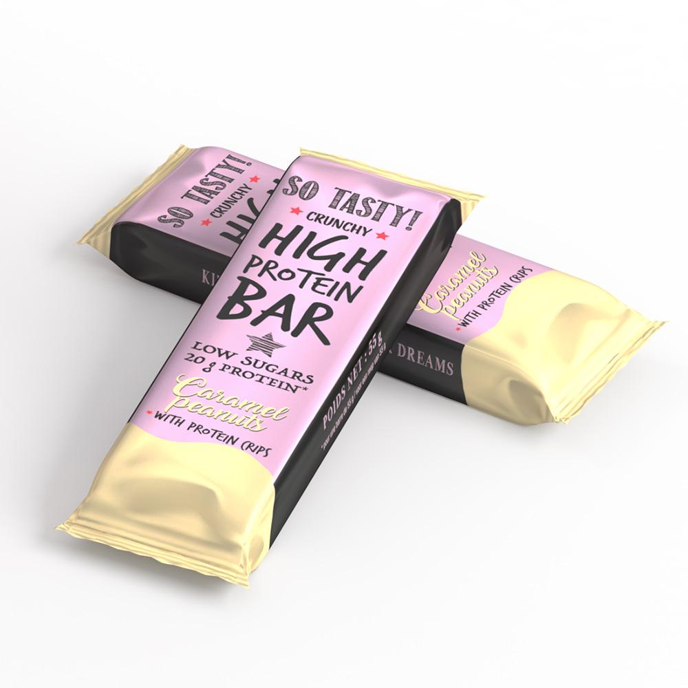 SoTasty High Protein Bar