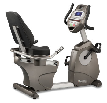 SpiritFitness Recumbent Bike CR800