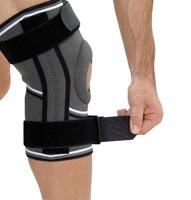 Orthopédie - Maintien Sport-Elec Genouillère longue renforcée Taille S