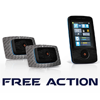 Electrostimulation SPORT ELEC Free Action