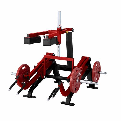 Postes isolés SteelFlex Dual Plate Load  - Squat / Deadlift