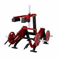 Postes isolés Dual Plate Load  - Squat / Deadlift SteelFlex - Fitnessboutique