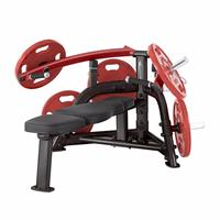 Postes Isolés Plate Load Bench press SteelFlex - Fitnessboutique