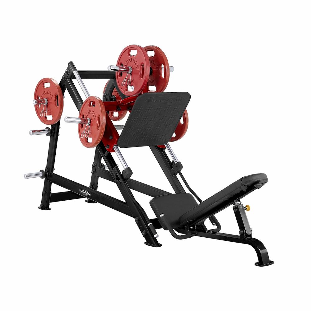 SteelFlex Plate Load Leg Press