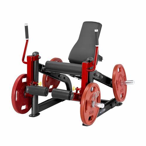 Postes Isolés Plate Load Leg Extension