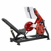 Postes Isolés Plate Load Leg Press SteelFlex - Fitnessboutique