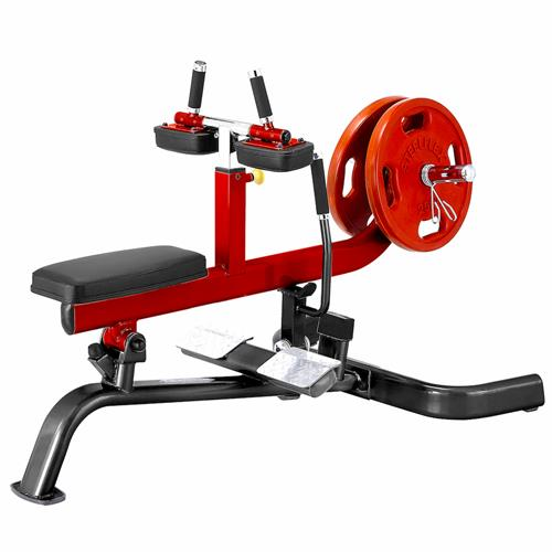 Postes Isolés Plate Load Seated Calf