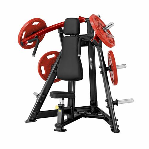 Postes Isolés SteelFlex Plate Load Shoulder press