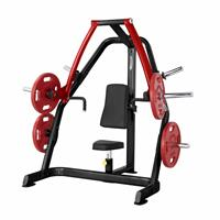 Postes Isolés Plate Loaded Seated Chest Press SteelFlex - Fitnessboutique