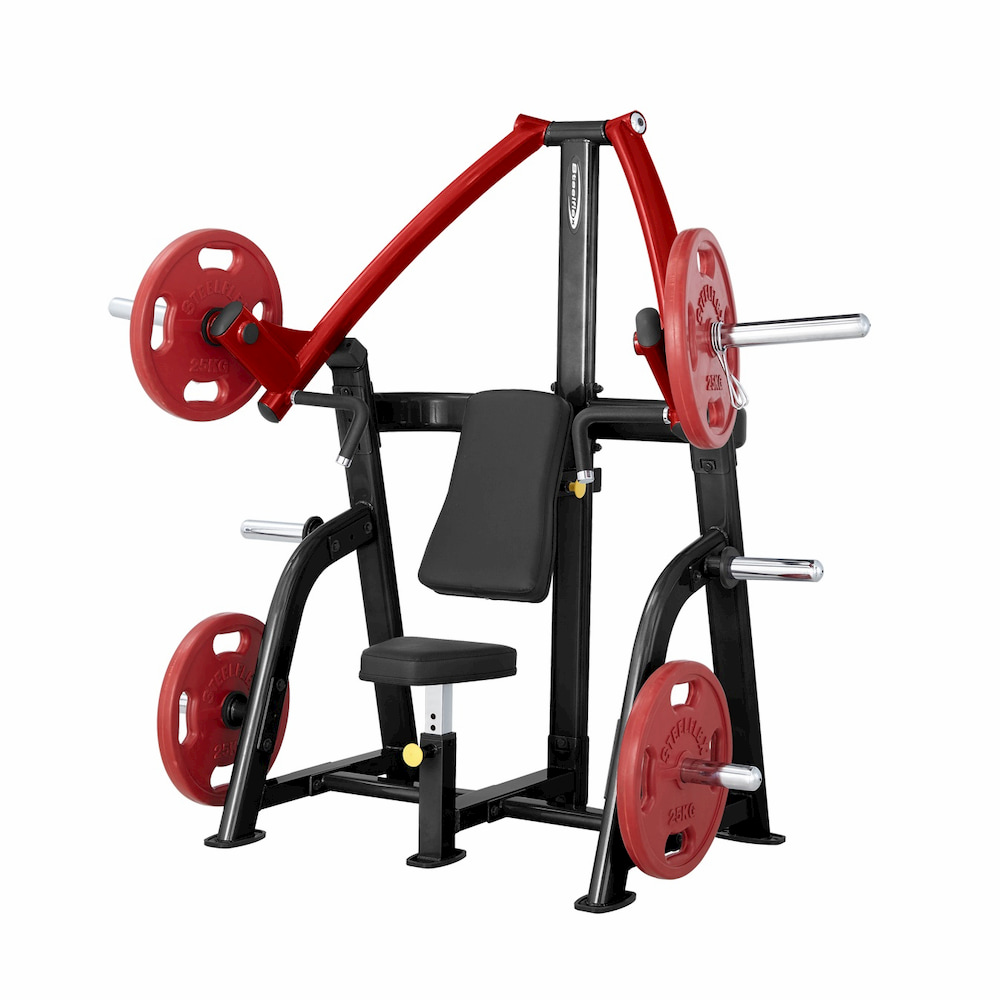 SteelFlex Plate Loaded Seated Incline Press