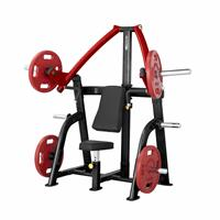 Postes Isolés Plate Loaded Seated Incline Press SteelFlex - Fitnessboutique