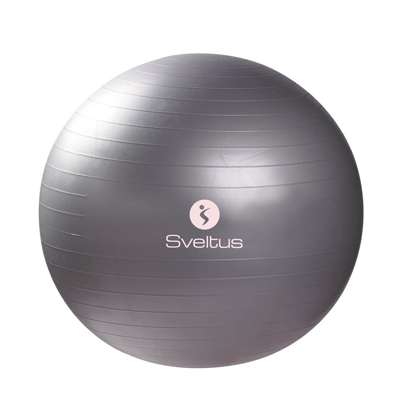Sveltus Gymball gris 65 cm vrac