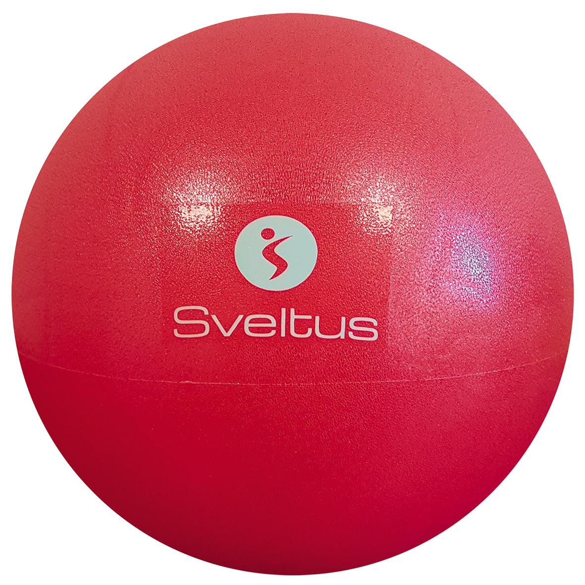 Détails Sveltus Ballon pédagogique rouge 26cm