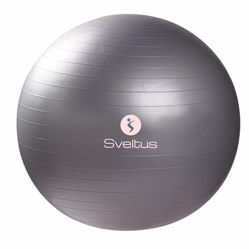 Médecine Ball - Gym Ball Sveltus Gymball gris 65cm