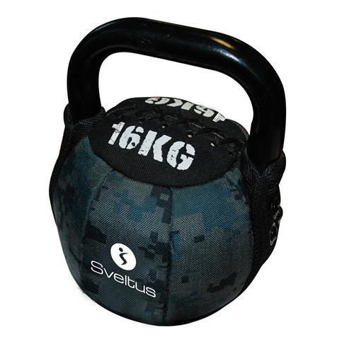Kettlebells Sveltus Soft Kettlebells 16 kg