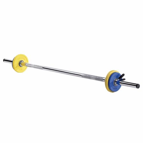 Accessoires Fitness Kit FIT'US 8 Kg : Barre et Poids