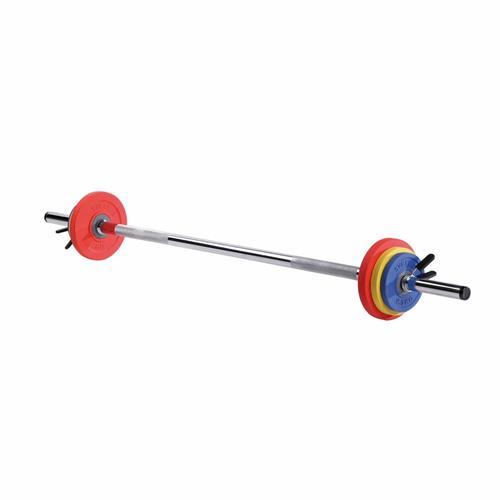 Accessoires Fitness Sveltus Kit FIT'US 8 Kg : Barre et Poids