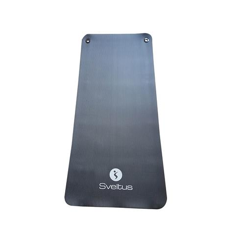 Tapis de sol Tapis training noir 140x60 cm