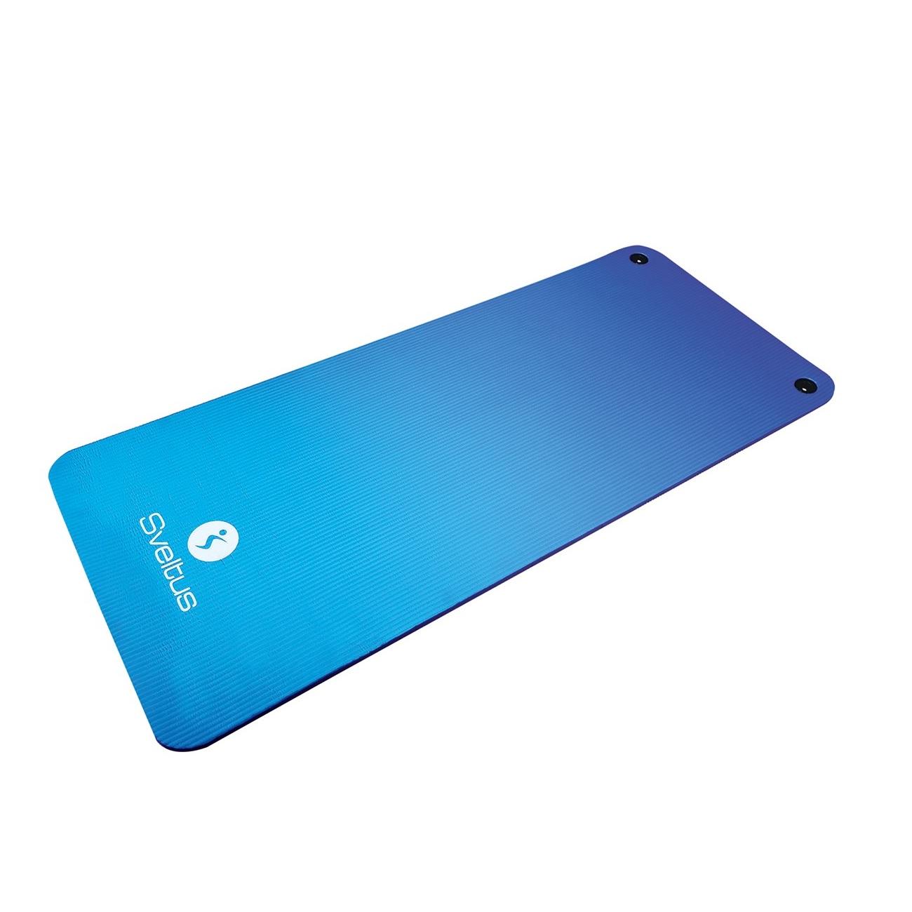 Sveltus Tapis évolution bleu 140x60 cm