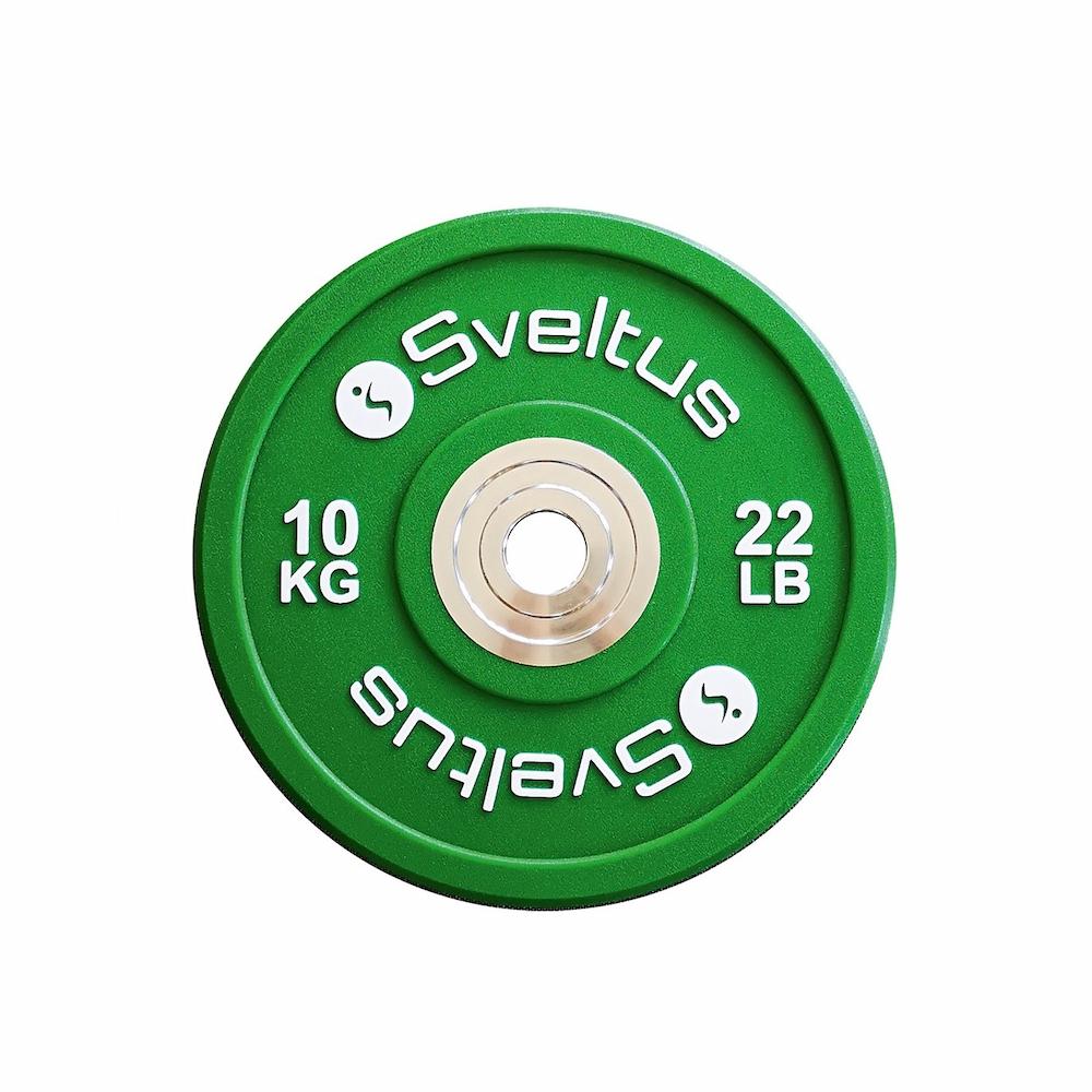 Sveltus Disque olympique compétition - 10 kg