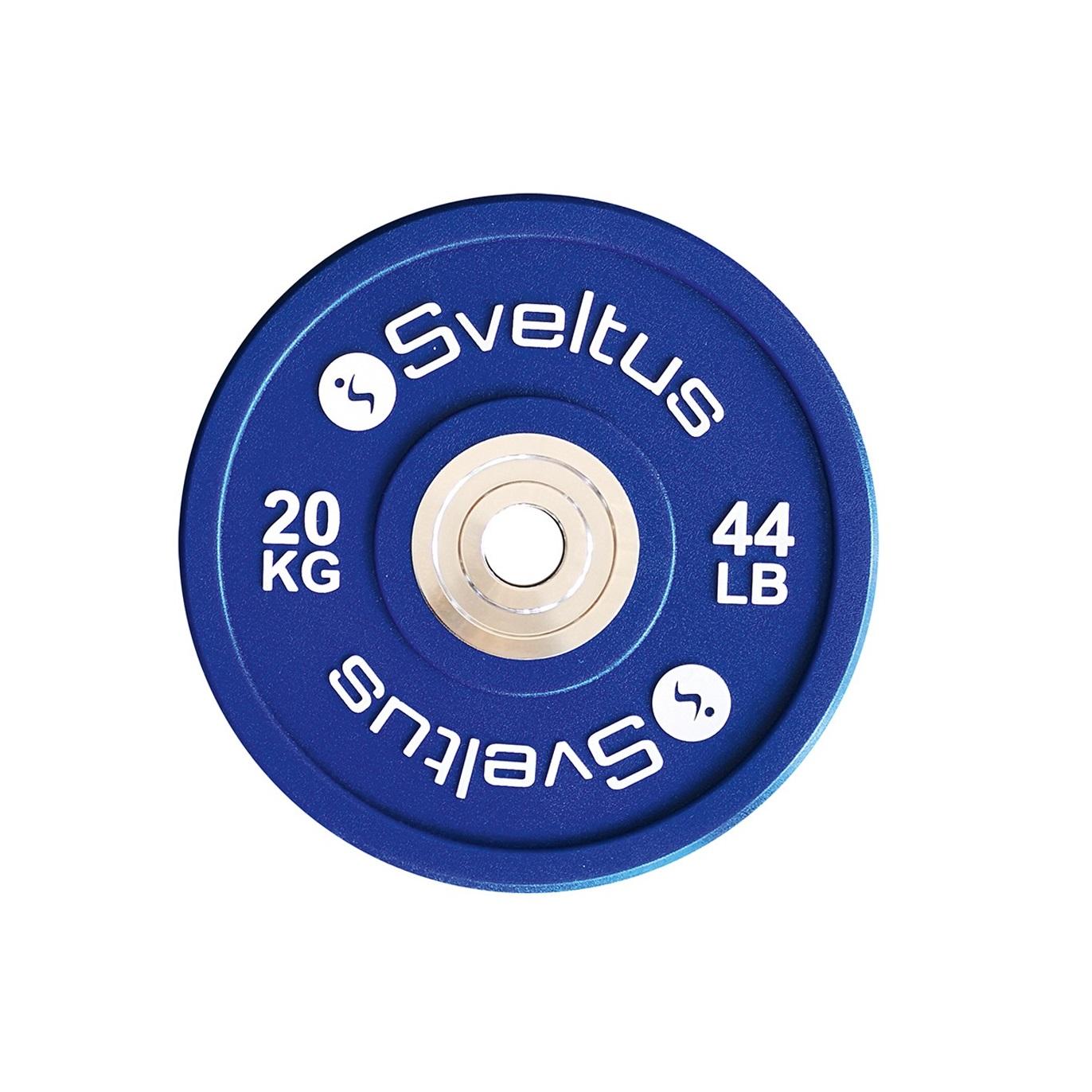 Sveltus Disque olympique compétition - 20 kg