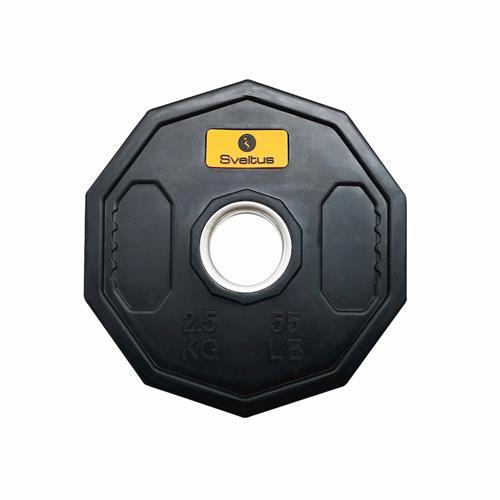 Disque Olympique - Diamètre 51mm Sveltus Disque olympique starting 2,5 kg