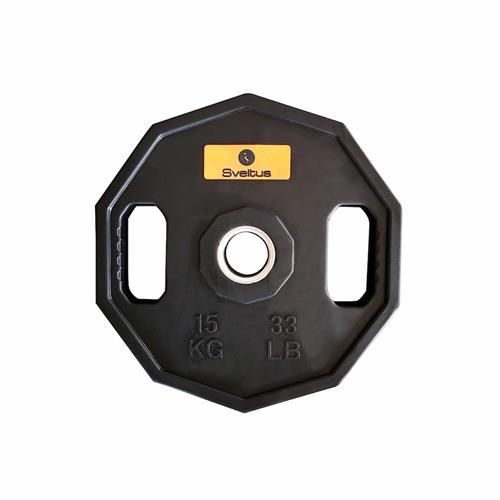 Disque Olympique - Diamètre 51mm Sveltus Disque olympique starting 15 kg