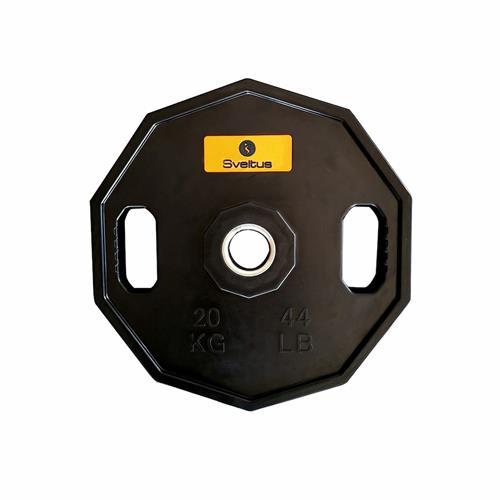 Disque Olympique - Diamètre 51mm Sveltus Disque olympique starting 20 kg