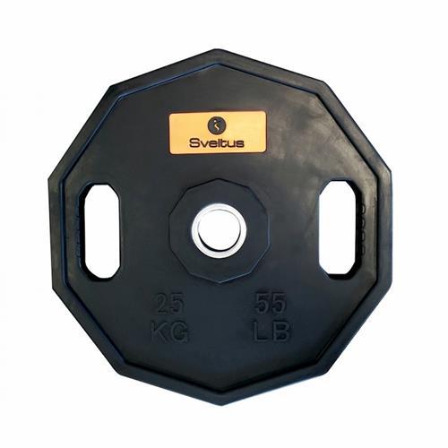 Disque Olympique - Diamètre 51mm Sveltus Disque olympique starting 25 kg