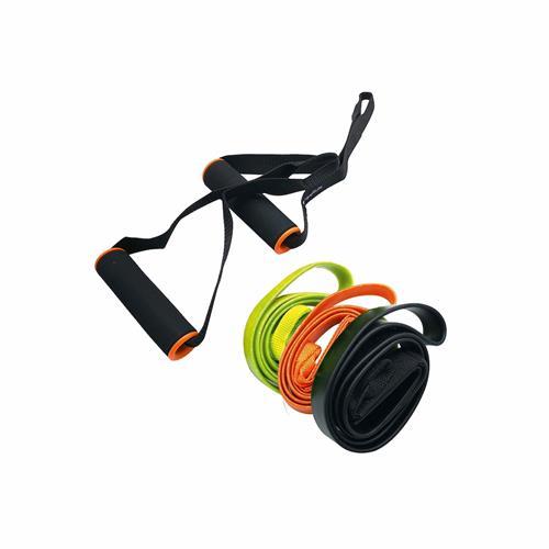 Élastique - Bande de Résistance Sveltus Set de 3 fitness élastiques