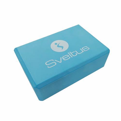 Accessoires Fitness Sveltus Yoga brick bleu