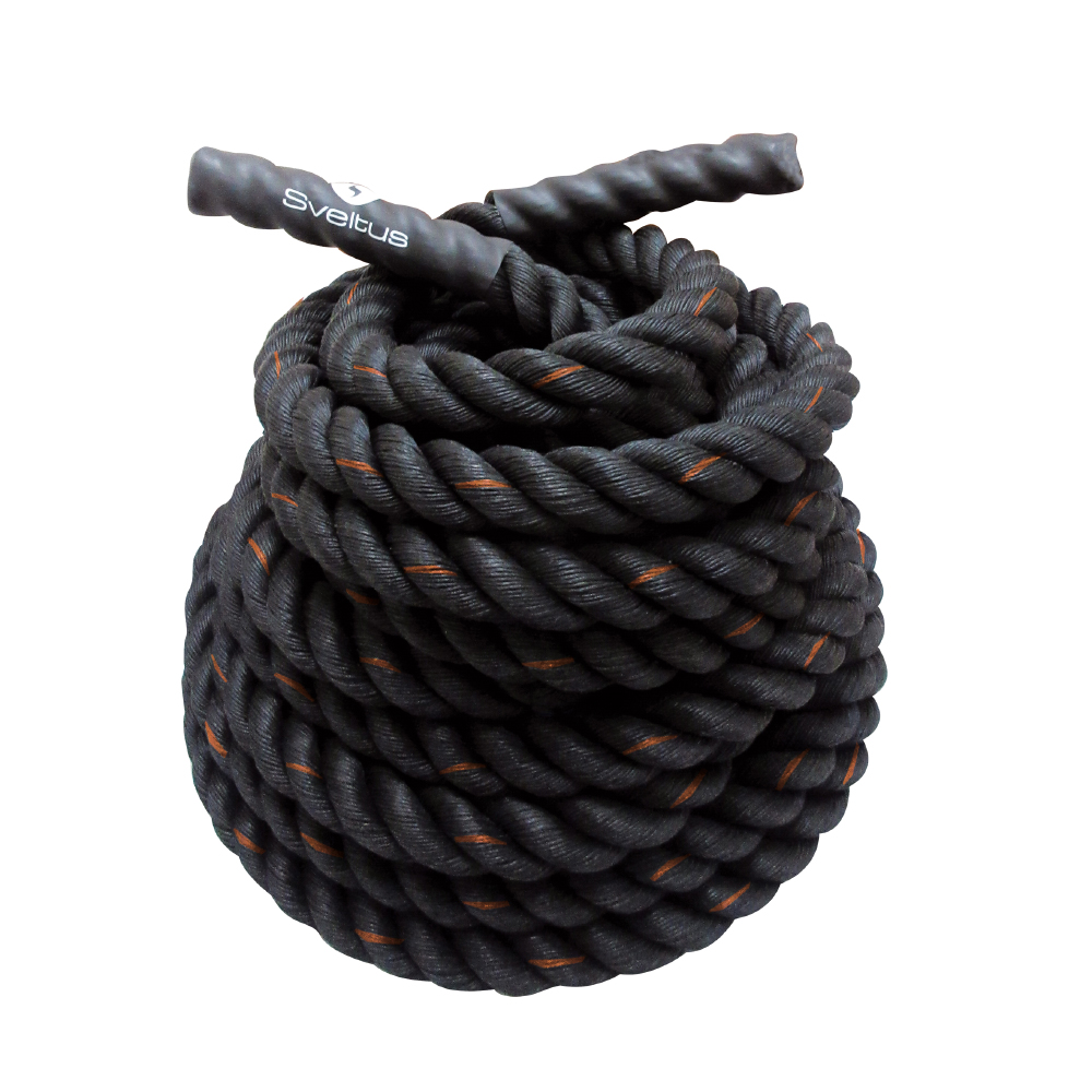 Sveltus Battle rope diamètre 38 mm